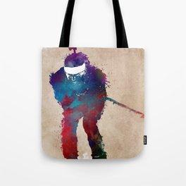 Biathlon sport art 2 #biathlon #sport Tote Bag