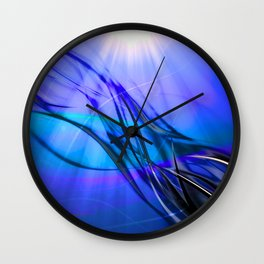 The Mysterious Deep Wall Clock