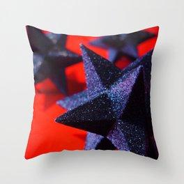 Stars_1 Throw Pillow