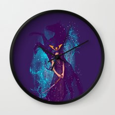 THE DARKEST HORSE Wall Clock