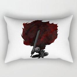 Berserk Guts 3 Rectangular Pillow