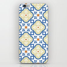 Floor Tile 1 iPhone & iPod Skin
