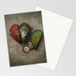 Secrets of a Steampunk Heart Stationery Cards