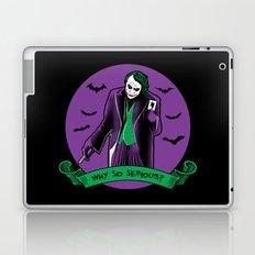 The Villain Laptop & iPad Skin