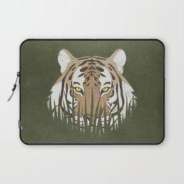 Hiding Tiger Laptop Sleeve