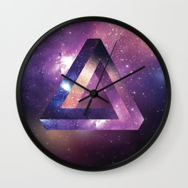 Space series 5. Wall Clock