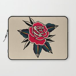 Rose Traditional Laptop Sleeve