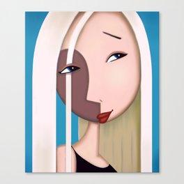 Danelle Canvas Print