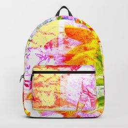 Colors Vs. Faces Backpack