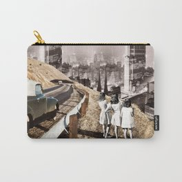 Back to the City Carry-All Pouch