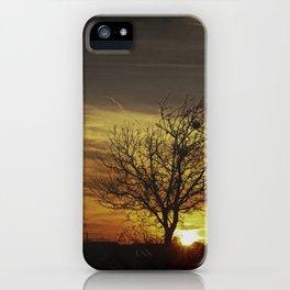Till Tomorrow iPhone Case