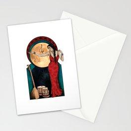 Nouveau Niyaz Stationery Cards