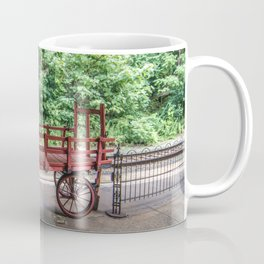 The Staunton Wagon Coffee Mug