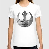falcon T-shirts featuring Millennium Falcon by foreverwars