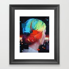 We dissolve Framed Art Print