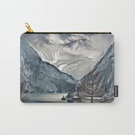 Grey Mountain Carry-All Pouch
