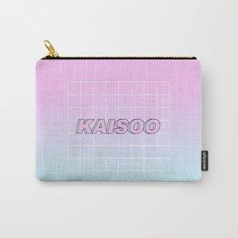 KAI SOO #1 Carry-All Pouch