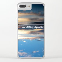 Differently Clear iPhone Case