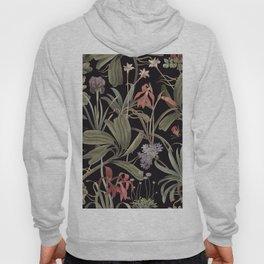 Dark Botanical Stravaganza Hoody