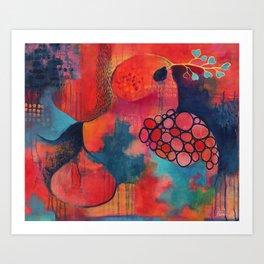 Transition Art Print
