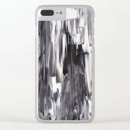 Melted Clear iPhone Case