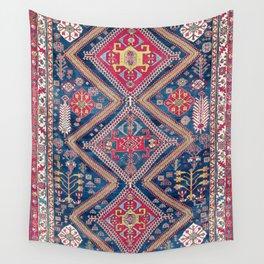 Qashqa'i Fars Southwest Persian Rug Print Wall Tapestry