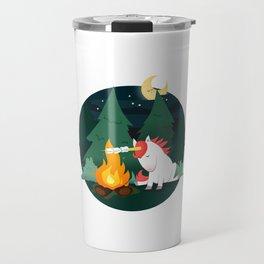 Forest of the Unicorn Travel Mug