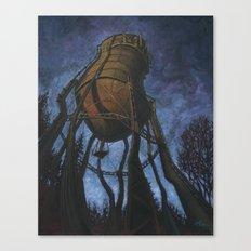 Prescott Water Tower Canvas Print