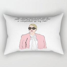 Scream Queens 1  Rectangular Pillow