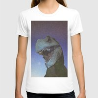 t rex T-shirts featuring T-REX by Cameron Gordon