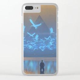 Daze Clear iPhone Case