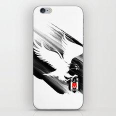 besiktas iPhone & iPod Skin