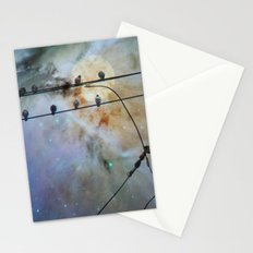 Night Spark Stationery Cards
