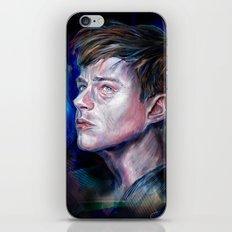 Dane Dehaan iPhone & iPod Skin