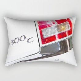 Chrysler 300C Back Light Rectangular Pillow