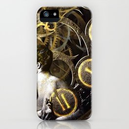 Theory of Time: revêtement iPhone Case