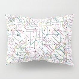 London Subway Pillow Sham