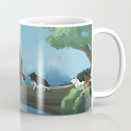 Madlin: The Animated Series Coffee Mug