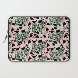 Geometric Abstraction Laptop Sleeve