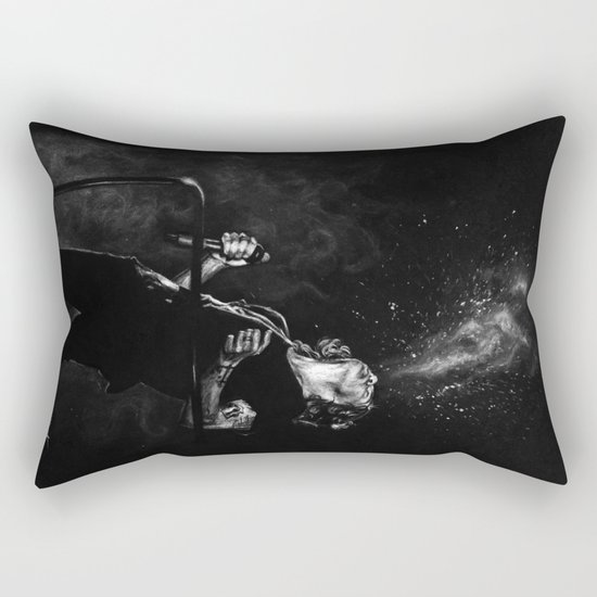 Fountain Harry Rectangular Pillow