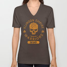 Bad Boy Club: Klingon Empire Warriors Unisex V-Neck