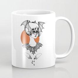 batty witch Coffee Mug
