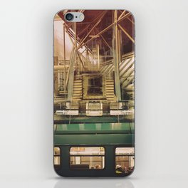 Tube 7 3/4 iPhone Skin