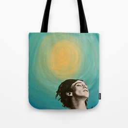 Seeing the Light in an Increasingly Dim World Tote Bag