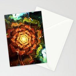 Submerged Flower Stationery Cards