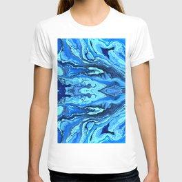 abstract shapes 7 T-shirt