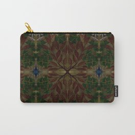 Petrichor Autumnal Design Carry-All Pouch