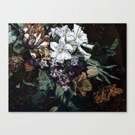 Beautiful Bohemian Bouquet Canvas Print