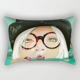 HATFUL OF HOLLOW Rectangular Pillow