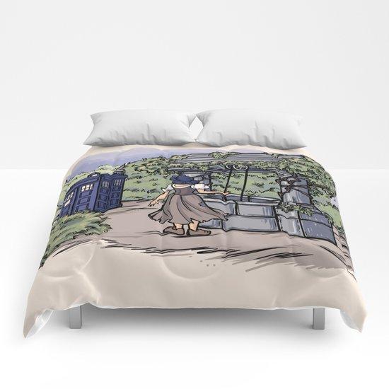 I'm Wishing Comforters